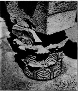 Kohl and Watzinger 1916:122 © <i> synagogues.kinneret.ac.il </i>