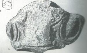 Maoz 1995: plate 62 fig. 6, courtesy of Zvi Maoz © <i> synagogues.kinneret.ac.il </i>