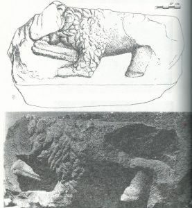 Maoz 1995: plate 108 fig. 2, courtesy of Zvi Maoz © <i> synagogues.kinneret.ac.il </i>