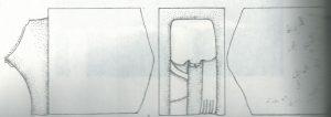 Maoz 1995: plate 90 fig. 4, courtesy of Zvi Maoz © <i> synagogues.kinneret.ac.il </i>