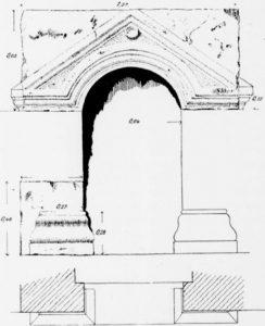Kohl and Watzinger 1916:118 © <i> synagogues.kinneret.ac.il </i>