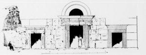 Kohl and Watzinger 1916:84 © <i> synagogues.kinneret.ac.il </i>