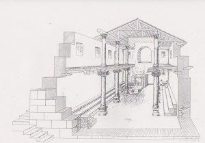 Maoz 1995:  64, courtesy of Zvi Maoz © <i> synagogues.kinneret.ac.il </i>