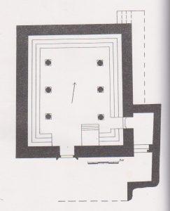 Maoz 1995:  57, courtesy of Zvi Maoz © <i> synagogues.kinneret.ac.il </i>