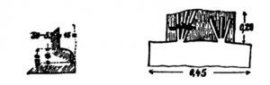 Schumacher 1888: 266 © <i> synagogues.kinneret.ac.il </i>