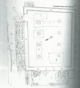 Maoz 1995: plate 95 fig. 1, courtesy of Zvi Maoz © <i> synagogues.kinneret.ac.il </i>