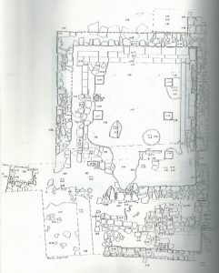 Maoz 1995: plate 56 fig. 1, courtesy of Zvi Maoz © <i> synagogues.kinneret.ac.il </i>