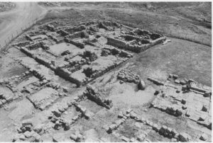Magen, Zionit and Sirkis 1999: 27. Courtesy of the Israel Exploration Society © <i> synagogues.kinneret.ac.il </i>