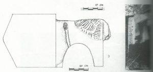 Maoz 1995: plate 90 fig. 3, courtesy of Zvi Maoz © <i> synagogues.kinneret.ac.il </i>