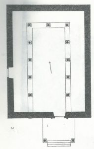 Maoz 1995: plate 79 fig. 2, courtesy of Zvi Maoz © <i> synagogues.kinneret.ac.il </i>