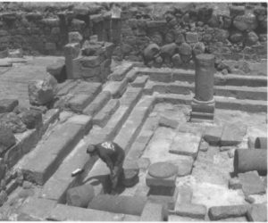 Maoz and Ben-David 2006: 27. Courtesy of the Israel Exploration Society. © <i> synagogues.kinneret.ac.il </i>