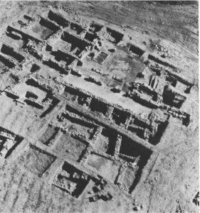 Barag, Porat and Netzer 1972: 53. Courtesy of the Israel Exploration Society © <i> synagogues.kinneret.ac.il </i>