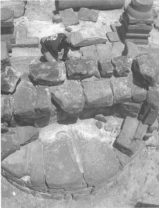 Maoz and Ben-David 2006: 29. Courtesy of the Israel Exploration Society. © <i> synagogues.kinneret.ac.il </i>