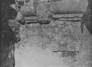 Mayer and Reifenberg 1942: Plate 2 Fig. 1 © <i> synagogues.kinneret.ac.il </i>