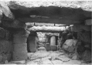 Ben-David, Gonen and Drei 2006: 117. Courtesy of the Israel Exploration Society © <i> synagogues.kinneret.ac.il </i>
