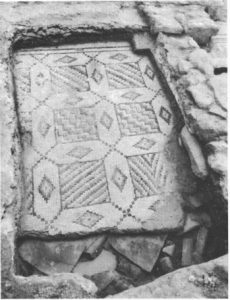 Tzaferis 1974: 113. Courtesy of the Israel Exploration Society. © <i> synagogues.kinneret.ac.il </i>