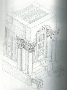 מעוז 1995: לוח 1:92, באדיבות צבי מעוז © <i> synagogues.kinneret.ac.il </i>