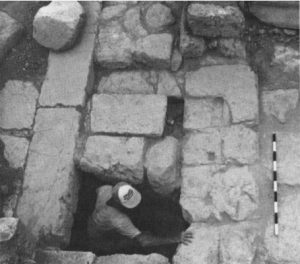 Ilan and Damati 1985: 47. Courtesy of the Israel Exploration Society © <i> synagogues.kinneret.ac.il </i>