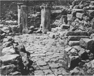Meyers 1972: 60. Courtesy of the Israel Exploration Society. © <i> synagogues.kinneret.ac.il </i>