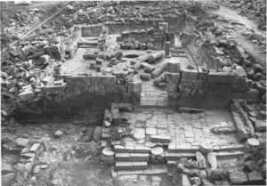 Ben-David, Gonen and Drei 2006: 116. Courtesy of the Israel Exploration Society © <i> synagogues.kinneret.ac.il </i>