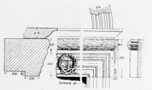 Kohl and Watzinger 1916:103 © <i> synagogues.kinneret.ac.il </i>