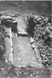 Syon and Yavor 2001: 11. Courtesy of the Israel Exploration Society. © <i> synagogues.kinneret.ac.il </i>