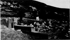 Kohl and Watzinger 1916:108 © <i> synagogues.kinneret.ac.il </i>