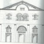 Ma'oz, Z. U. (1995). Ancient synagogues in the Golan: art and architecture. Golan Archeological Museum, 2, Plate 14:1 © <i> synagogues.kinneret.ac.il </i>