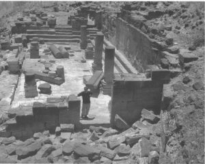 Maoz and Ben-David 2006: 25. Courtesy of the Israel Exploration Society. © <i> synagogues.kinneret.ac.il </i>