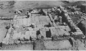 Magen, Zionit and Sirkis 1999: 28. Courtesy of the Israel Exploration Society © <i> synagogues.kinneret.ac.il </i>