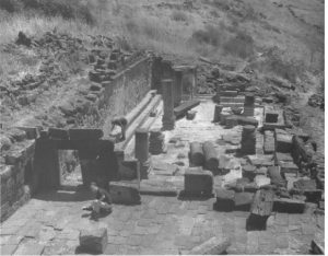 Maoz and Ben-David 2006: 28. Courtesy of the Israel Exploration Society. © <i> synagogues.kinneret.ac.il </i>