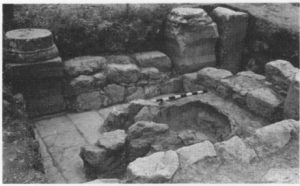 Ilan and Damati 1985: 47. Courtesy of the Israel Exploration Society. © <i> synagogues.kinneret.ac.il </i>