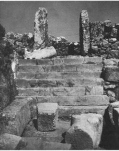 Meyers 1972: 61. Courtesy of the Israel Exploration Society © <i> synagogues.kinneret.ac.il </i>