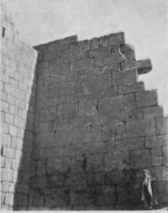 Mayer and Reifenberg 1942: Plate 1 Fig. 2 © <i> synagogues.kinneret.ac.il </i>