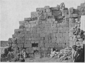 Mayer and Reifenberg 1942: Plate 1 Fig. 1 © <i> synagogues.kinneret.ac.il </i>