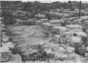 """קלונר תשמ""""ד: 66. באדיבות החברה לחקירת ארץ ישראל. © <i> synagogues.kinneret.ac.il </i>"""