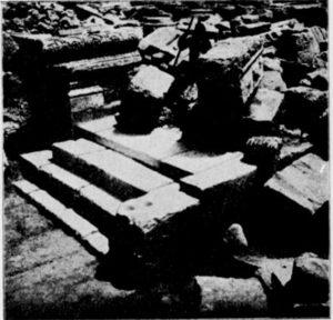 Kohl and Watzinger 1916:20 © <i> synagogues.kinneret.ac.il </i>