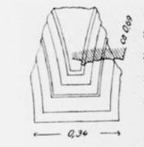Kohl and Watzinger 1916:124 © <i> synagogues.kinneret.ac.il </i>