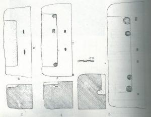 Maoz 1995: plate 83 fig. 3-5, courtesy of Zvi Maoz © <i> synagogues.kinneret.ac.il </i>