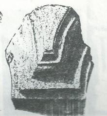 Maoz 1995: plate 10 fig. 6, courtesy of Zvi Maoz © <i> synagogues.kinneret.ac.il </i>