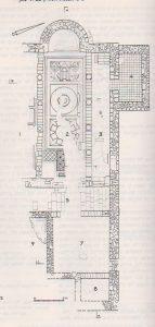 Phase 2 Zori 1967: 153, courtesy of Israel Exploration Society © <i> synagogues.kinneret.ac.il </i>