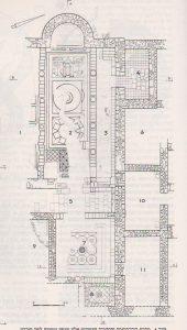 Phase 3  Zori 1967: 155, courtesy of Israel Exploration Society © <i> synagogues.kinneret.ac.il </i>