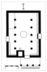 Plan courtesy of Yehoshua Dray © <i> synagogues.kinneret.ac.il </i>