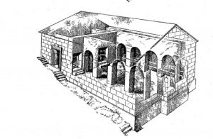 Phase 2 Amit 2003: fig. 4.9 © <i> synagogues.kinneret.ac.il </i>