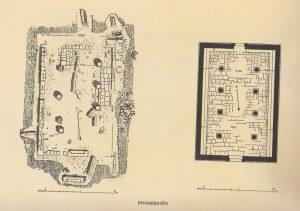 Kohl and Watzinger 1916: Tafel XIV © <i> synagogues.kinneret.ac.il </i>