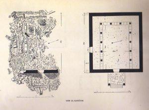 Kohl and Watzinger 1916:Tafel Xviii © <i> synagogues.kinneret.ac.il </i>