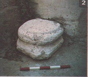 Base Ilan 1991: 195, courtesy of Almoga Ilan © <i> synagogues.kinneret.ac.il </i>