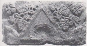Ilan 1991:28, courtesy of Almoga Ilan © <i> synagogues.kinneret.ac.il </i>