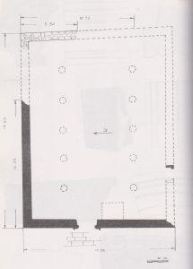 מעוז 1995, לוח 42. באדיבות צבי מעוז. © <i> synagogues.kinneret.ac.il </i>