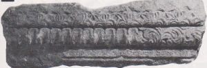 Lintel with Aramaic inscription Ilan 1991: 52, courtesy of Almoga Ilan © <i> synagogues.kinneret.ac.il </i>